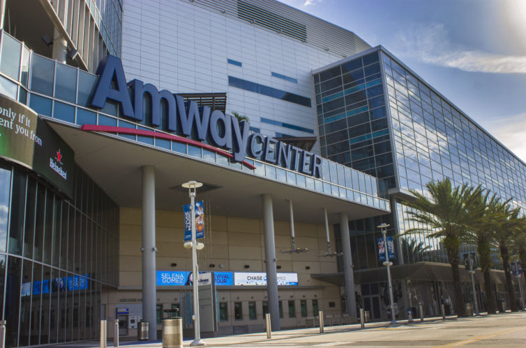 Amway Center Continuing Engineering Support