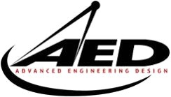 AED Logo with wording